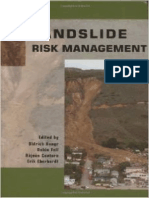 Landslide Risk Management (2005) - Oldrich Hungr