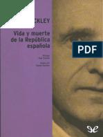 Buckley, Henry - Vida y muerte de la Republica espanola [19577] (r1.0).epub