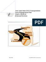 New York State DOT Transportation-Asset-mgmt-plan