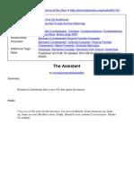 The Assistant.pdf