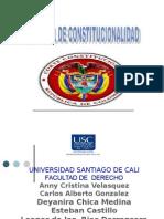 Diapositivas Control de Constitucio0nalidad
