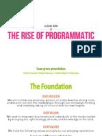 programmatic print