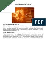 Manual de Instalacion de Ubuntu Server 12.04