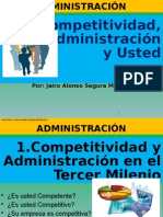 Competitividad y Usted