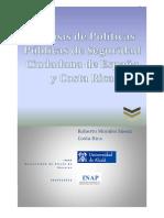 Analisis comparado Politica Criminal Espana y Costa Rica