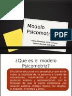 Modelo Psicomotriz