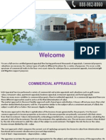 Commercial appraiser property appraisal