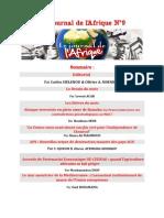 Journal de l'Afrique 9