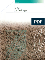Designing for Subsurface Drainage