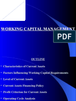 Fin.mgmt_Working Capital Mgmt