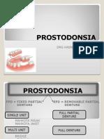 PROSTODONSIA DSP9