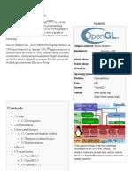 OpenGL - Wikipedia, The Free Encyclopedia