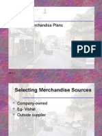Merchandise Management and its Process