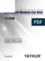 YT BTM Manual