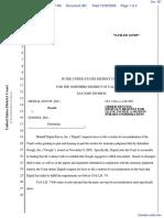 Digital Envoy Inc., v. Google Inc., - Document No. 387