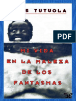 Mi Vida en La Maleza de Los Fan - Amos Tutuola