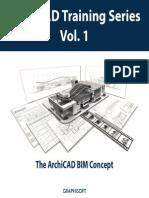 Archicad 18 Training vol.1