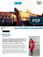 The Mobile & Wearable Web (Part 1) - People's Insights | March 2015