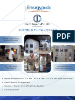 Energypack Thermic Fluid Heater