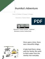 Brave Bhumika's Adventure - N. Chokkan, N. Nangai, N. Mangai