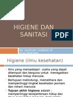 16.Higiene Dan Sanitasi