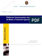 ECMP - AMFSA - Manual Utilizare Portal Intern v2