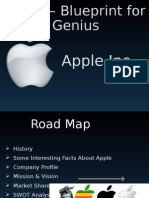 Apple - Blueprint for Genius