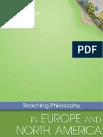 Teaching Philosophy Europe