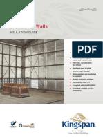 Kingspan Insulation Warehouse Walls