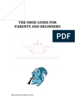 A Guide to Oboes for Dummies