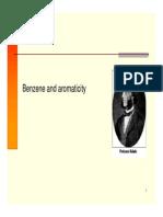 01 Benzene & Aromaticity