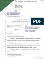 CLRB Hanson Industries, LLC et al v. Google Inc. - Document No. 29
