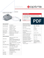 Data Sheet Optris CT G5