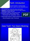 Gear Tooth Design