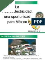 NuCleo Electricidad Oportunidad Mexico