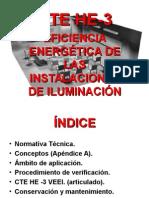 HE3 Eficiencia.instal.iluminacion