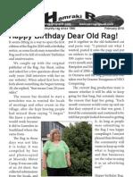 Hamraki Rag February 2010 issue