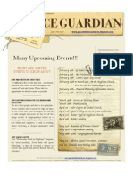 Newsletter 10 01 - A