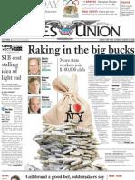 Raking in the Big Bucks - AlbanyTU - 2008-08-10