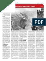La Victoria Soviética en La Segunda Guerra Mundial. Oleg Páferov. Embajador Bielorusia en Venezuela. 70 Años de La Victoria