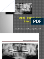 Oral Radiology 2 Prof