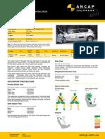 Peugeot 308 ANCAP