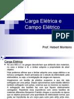 Carga Eletrica e Campo Eletrico