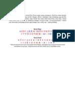 Bahasa Rusia-huruf Kiril Rusia