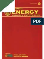 Statistik Energi Indonesia