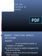 18937222 Market Structure Price Decision