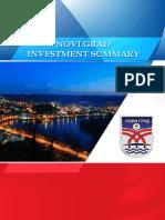 Invest in Novi Grad