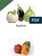 Different Colour Foods