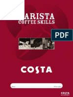 Barista Coffee Skills