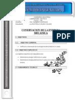 Informe Conservacion Energia